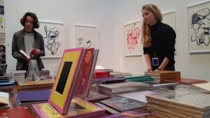 LA Art Book Fair. Geffen Contemporary. MOCA. Photo Credit Patrick Quinn