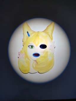 Tony Oursler. Unidentified. Redling Fine Art. Photo Credit Kristine Schomaker.