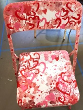 """""""Got Shui?"""" by Karrie Ross at Shoebox Projects. Photo Credit Genie Davis."""