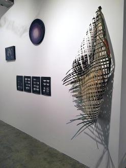 """Echo Location"" at Eastside International. Photo Credit Kristine Schomaker."