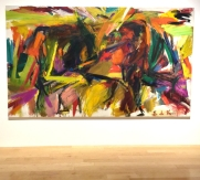 Elaine de Kooning. The Women of Abstract Expressionism. Palm Springs Art Museum. Photo Credit Lorraine Heitzman.