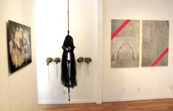 Hexon/Hexoff at Noysky Projects. Photo Courtesy of the Gallery.