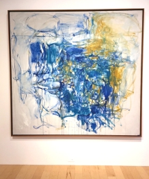 Joan Mitchell. The Women of Abstract Expressionism. Palm Springs Art Museum. Photo Credit Lorraine Heitzman.