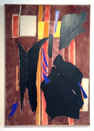 Lee Krasner. The Women of Abstract Expressionism. Palm Springs Art Museum. Photo Credit Lorraine Heitzman.