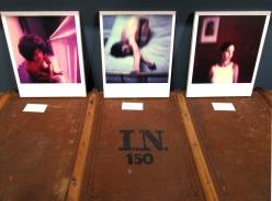 Melinda Fay. Marjam – Jean - Johnna. Girl Crush at The Good Eye Gallery. Photo Courtesy of Patrick Quinn.