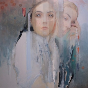 Meredith Marsone, Delicacies Of The Feminine, Corey Helford Gallery Photo credit- JulieFaith ©2017, All rights reserved.
