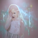 Meredith Marsone, I Remember 1, Corey Helford Gallery Photo credit- JulieFaith ©2017, All rights reserved.