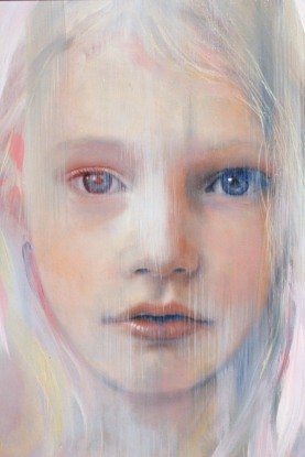 Meredith Marsone, I Remember 2, Corey Helford Gallery Photo credit- JulieFaith ©2017, All rights reserved.