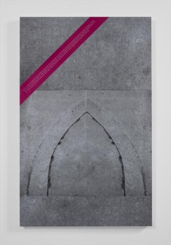 "Vabianna Santos. ""Sand Is Sugar."" Hexon/Hexoff at Noysky Projects. Photo Courtesy of the Gallery."