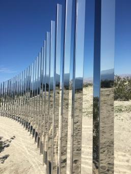 Desert X. Smith. Photo Credit H.C. Arnold.