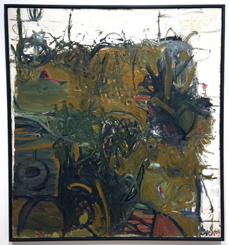 Sonia Gechtoff. The Women of Abstract Expressionism. Palm Springs Art Museum. Photo Credit Lorraine Heitzman.