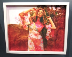 Stephanie Vovas. Topanga Trail. Girl Crush at The Good Eye Gallery. Photo Courtesy of Patrick Quinn.
