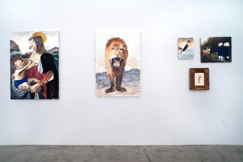 Jacques Flechemuller. The Good Luck Gallery. Photo Courtesy The Good Luck Gallery