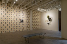 Installation view of Non-fiction, March 2016–March 2017 at The Underground Museum, courtesy of The Museum of Contemporary Art, Los Angeles, photo by Justin Lubliner.