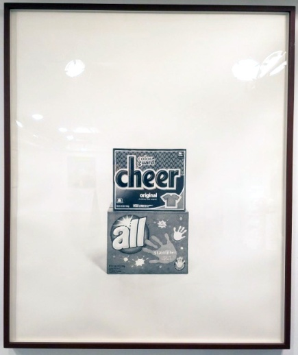 Karl Haendel. Black Mirror. Charlie James Gallery. Photo Credit Jacqueline Bell Johnson.