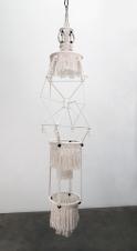 Aili Schmeltz. Twisted Hourglass Generator VIII. Pasadena Museum of California Art. Interstitial. Photo Courtesy of PMCA.
