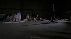 Still from Miscreants film by Joe Rubenstein, Victor Wilde, Bohemian Society 7. M.A.R.S. (Music & Arts ReSound) Arts Week. Artshare LA and Angel City Brewery. Photos Courtesy of MARS Festival