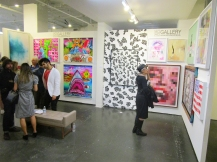 Artists Corner Gallery. Expo Contemporary. Fabrik Expo. Photo Credit Patrick Quinn.
