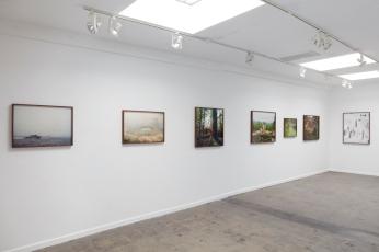 Installation View. Kopeikin Gallery. Photo Courtesy of Kopeikin Gallery.