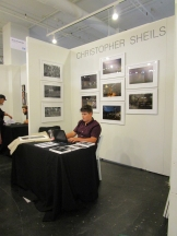 Christopher Sheils. Photo Independent. Fabrik Expo. Photo Credit Patrick Quinn.
