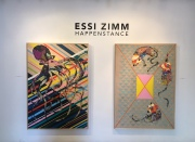 Essi Zimm. Happenstance. Gabba Gallery. Photo Courtesy of Gabba Gallery. Photo Credit Elena Jacobson.