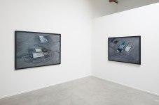 Edward Burtynsky. Industrial Abstract. Von Lintel Gallery. Photo Courtesy of the Artist and Von Lintel Gallery.