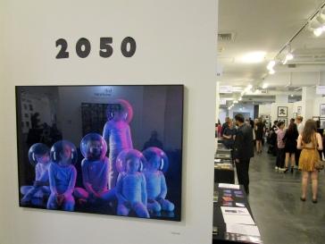 Floria Gonzalez. Photo Independent. Fabrik Expo. Photo Credit Patrick Quinn.