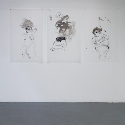 Black Mirror. Charlie James Gallery. Photo Courtesy of Charlie James Gallery.