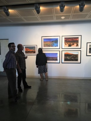 Norco College Art Gallery. Photo Courtesy of Quinton Bemiller.