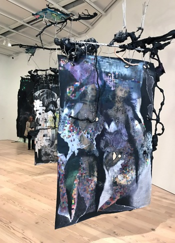 Jessi Reaves. 2017 Whitney Biennial. Whitney Museum of American Art, New York City, New York. Photo Credit Mario Vasquez.