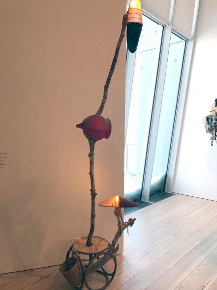 Jessi Reaves. 2017 Whitney Biennial. Whitney Museum of American Art, New York City, New York. Photo Credit Mario Vasquez.
