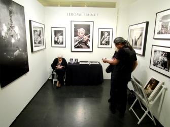 Jerome Brunet. Photo Independent. Fabrik Expo. Photo Credit Patrick Quinn.