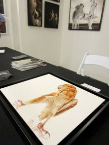 Lennette Newell. Photo Independent. Fabrik Expo. Photo Credit Patrick Quinn.