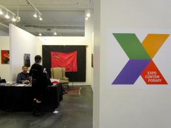 Los Angeles Art Association. Expo Contemporary. Fabrik Expo. Photo Credit Patrick Quinn.