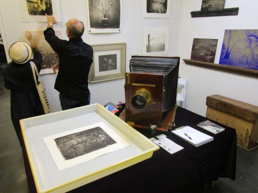 Luther Gerlach. Photo Independent. Fabrik Expo. Photo Credit Patrick Quinn.
