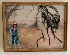 Martha Carrillo. Entre Las Rosas. Los Chingonas. Avenue 50 Studio. Photo Credit Patrick Quinn.