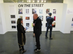 On The Street Photography. LA Festival of Photography. Fabrik Expo. Photo Credit Patrick Quinn.