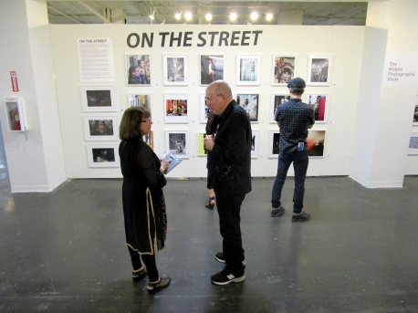 On The Street Photography. Photo Independent. Fabrik Expo. Photo Credit Patrick Quinn.