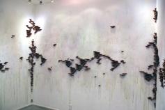 Joshua Levine. Laetiporus Leeway. LAAA Gallery 825. Photo credit Kristine Schomaker.