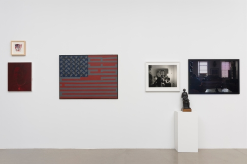 Installation view 'POWER' Work By African American Women From The Nineteenth Century To Now Curated by Todd Levin Sprüth Magers, Los Angeles, March 29 - June 10, 2017 Photo: Robert Wedemeyer