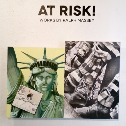 At Risk. Ralph Massey. Avenue 50 Studio. Photo Credit Patrick Quinn.