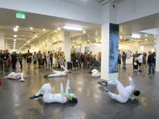 The Green Heart Project by Petra Eiko. Fabrik Expo. Photo Credit Patrick Quinn.