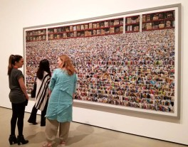 Andreas Gursky. The Broad. Photo Credit Kristine Schomaker