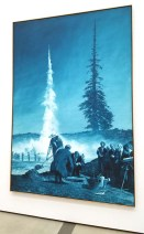 Mark Tansey. The Broad. Photo Credit Kristine Schomaker