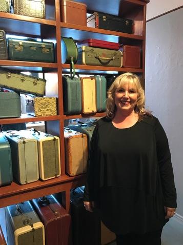 Susan Amorde. In My Case. Gallery 825. Photo Credit Genie Davis.
