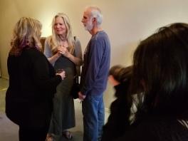 Susan Amorde. In My Case. Gallery 825. Photo Credit Kristine Schomaker.