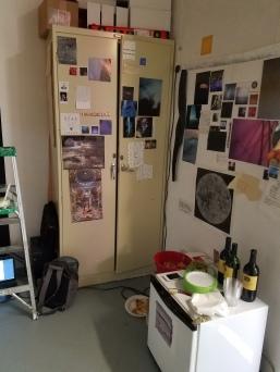 Dixie Boswell. Claremont Graduate University MFA Open Studios. Photo Credit Jacqueline Bell Johnson.