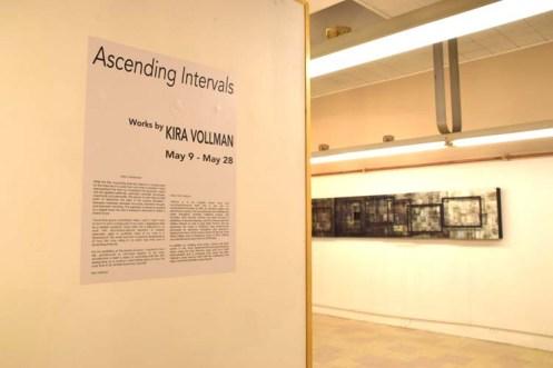 Kira Vollman. Ascending Intervals. Photo Credit Kristine Schomaker.