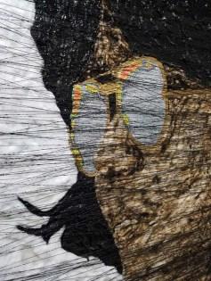 Edi Dai. Her Intuition. Brainworks Gallery. Photo Credit Kristine Schomaker