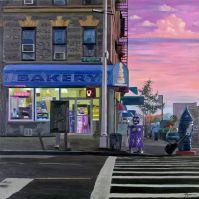 Eric Joyner: Tarsus Bondon Dot. Daybreak. Photo Courtesy of Cory Helford Gallery.